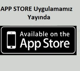 OUR MOBILE APPLICATION IS ON